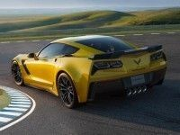 Top Gear Magazine Awards: Corvette Z06 ���� ����������� ������ Muscle Car 2014