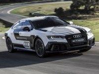 ����� ������� ����������� Audi RS7 �������� �� ������