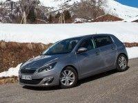 ����� Peugeot 308 - �������� ���������� ����