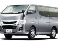 �� ����� �������� ������ Mitsubishi Canter Van