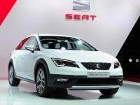 ������� SEAT � 2014 ���� ��������� 390 500 �����������