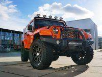 ����� ������� Jeep Wrangler � ��������� ����������