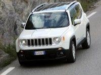 Jeep ������� ����������� ������ Renegade