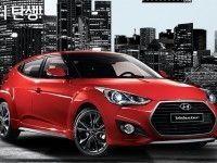 ������� Hyundai Veloster ������� ��������������� ������� �������