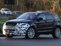 ����������� Range Rover Evoque ���������� � 2015 ����