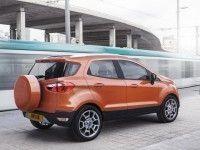 Ford ���������� ����������� EcoSport � ���