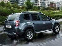 � ����� ����� ��������� � ������� ����� Renault Duster