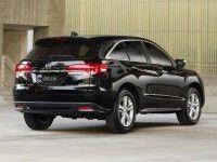����������� Acura RDX ������� � �������