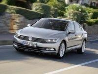 Volkswagen �������� � ������ ����� Passat CC