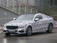 Mercedes-Benz C-Class Coupe ������ ����� ���������������