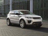 ��������� ��������� 2015: Land Rover ������� ��������� Evoque