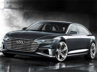 �������-��� Audi prologue ���������� � ���������