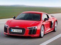 ����� �������� Audi R8 ������� ��������� V8