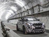 �������� Range Rover Evoque �������� � ���������� ��������
