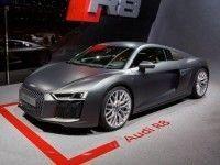 Audi �������� �������� ������������� R8