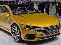 ����������� ������ Volkswagen Passat CC �������� ��������