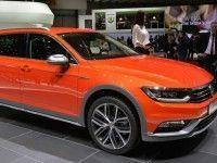 ����� Volkswagen Passat ������� ����������� ������