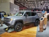 Jeep ���������� ����������� ������ Renegade Hard Steel