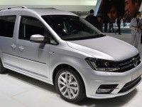 ������� �������� 4-�� ��������� Volkswagen Caddy Maxi