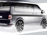 ������� ���� �������� ������ ��������� Volkswagen Transporter