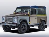 ���������� �������� ��������� Land Rover Defender � 27 ������