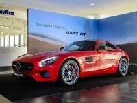 Mercedes-AMG GT ������� � �������