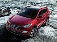 ����������� ����������� �� Hyundai Santa Fe � Santa Fe Grand