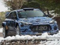 Hyundai ���������� ������ ��� ����� i20 WRC