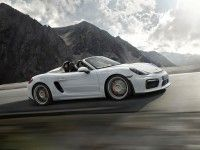 Porsche ������� �������� Boxster Spyder