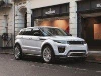 Land Rover ������ ���� �� ����������� Evoque