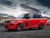 ������ �� Startech ���������� Range Rover � �����