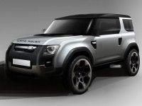����� Land Rover Defender ������� ���������� ������