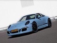 Porsche ������� �������� ��������� 911 Targa