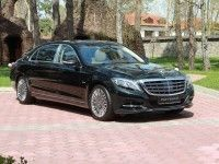 ��������� Mercedes-Maybach S-����� �������� � �������