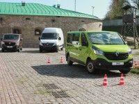 ����� Renault Trafic � ����������� Renault Master ������� �� �����