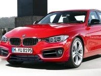 ������� ���� �������� ����������� ������ BMW 3-Series