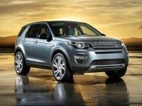 Land Rover ������� � ������� Discovery Sport ����� �����