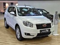 ������� ������� Geely ������� �� 57%