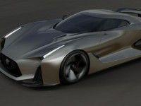 ����� Nissan GT-R ������� ����� �� ���-���������� ��������������