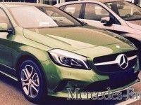 ����������� Mercedes-Benz A-Class ���������������� ��� ���������