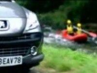 Коммерческая реклама Peugeot 207sw