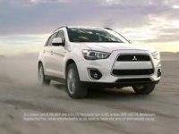 Реклама Mitsubishi ASX (Outlander Sport)