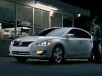 Реклама Nissan Altima
