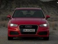 Промовидео Audi A3 Sportback S-Line