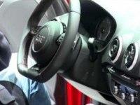 Audi A3 Sportback на Парижском автосалоне