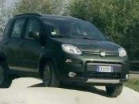 Промовидео Fiat Panda 4x4