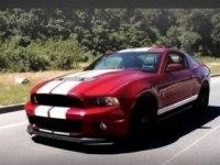 Промовидео Ford Mustang