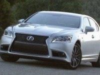 Промовидео Lexus LS 460 F Sport