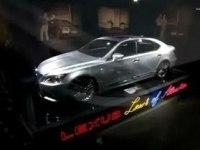 Премьера Lexus LS 460 F Sport