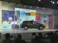 Мировая премьера Toyota RAV4 на Los Angeles Auto Show